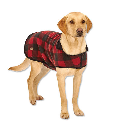 Buffalo Check Dog Jacket