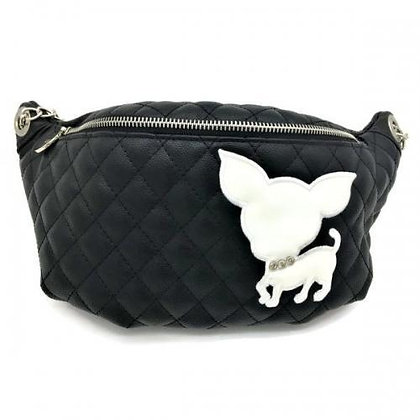 Chihuahua Poop Bag Holder Fanny Pack