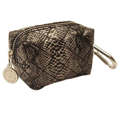 Nolita Carry All Mini Pouch Snakeskin
