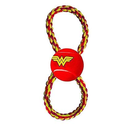Buckle-Down Wonder Woman Dog Tug Toy