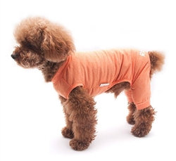 I-Cool All-in-One Dog Pajamas Orange