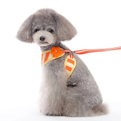 EasyGo Sweet Flower Dog Harness