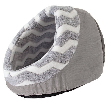 SnooZZy Zig Zag Hide and Seek Dog Bed