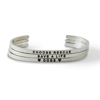 Choose Rescue Bracelet