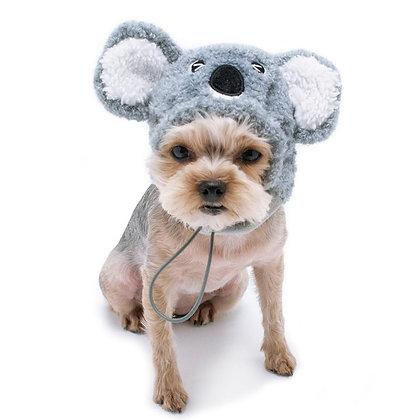 Koala Dog Hat