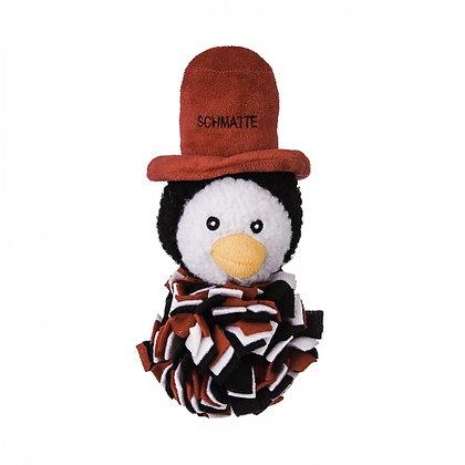 Schmatte The Penguin Dog toy