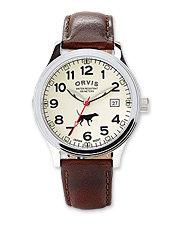 Personalized Man's Best Friend Stainless Steel Watch