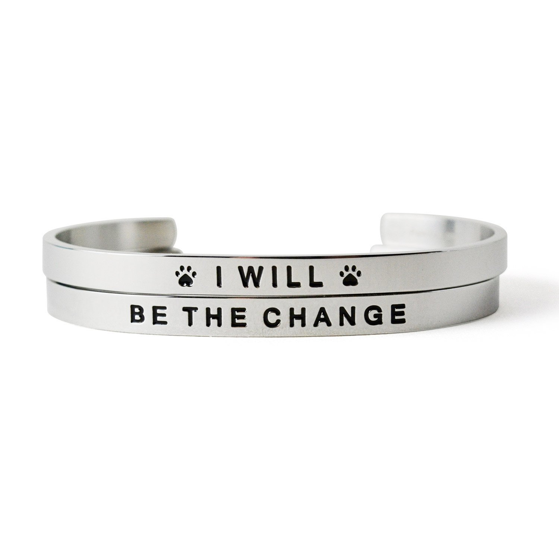 The Change Bracelet