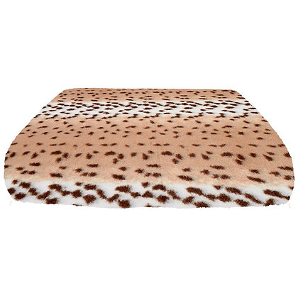 Comfort Mat Dog Bed Aspen Snow Leopard