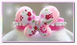 Fluffy Butterfly Collar