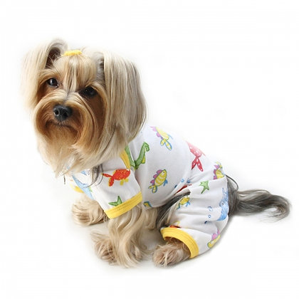 Ocean Pals Cotton Dog Pajamas