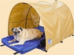 K-9 Koolee Pet Cooling Tent Bed