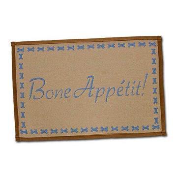 Dog Placemat Bone Appétit!