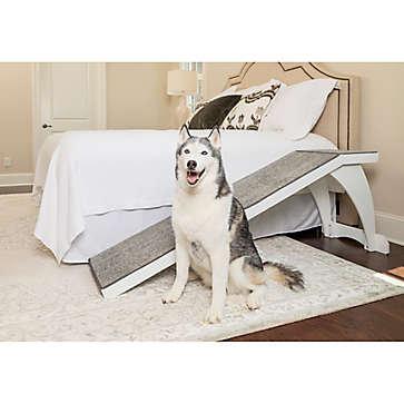 PetSafe CozyUp Pet Bed Ramp White