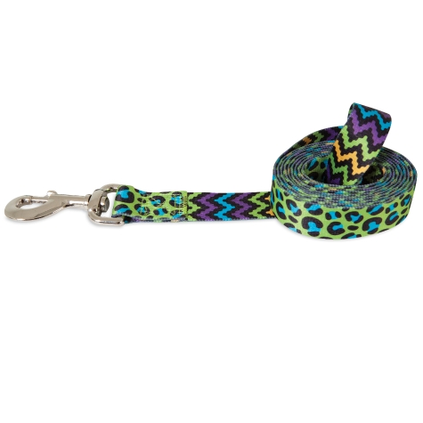 Animal Chevron Leash