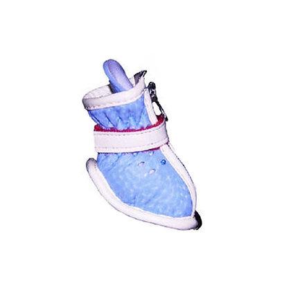 Doggy Stylin' Dog Boots Baby Blue