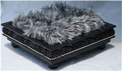 Luxury Arielle Dog Lounger Bed