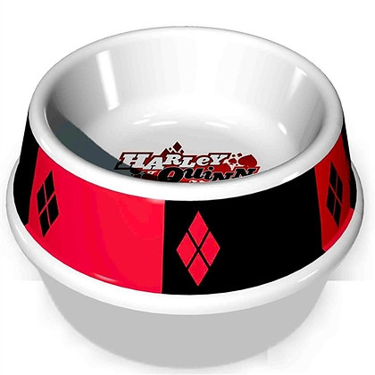 Harley Quinn Pet Bowl
