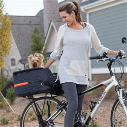 Dog Rider Bicycle Seat Lookout Carrier