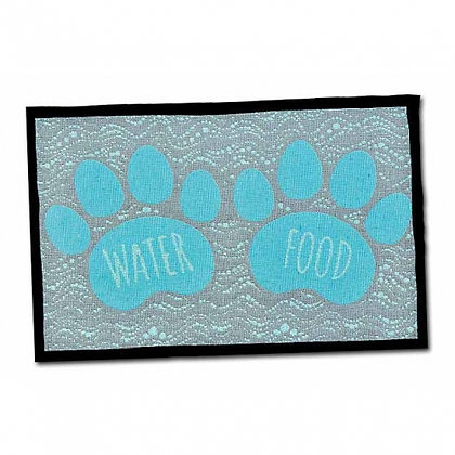 Dog Placemat Food and Water