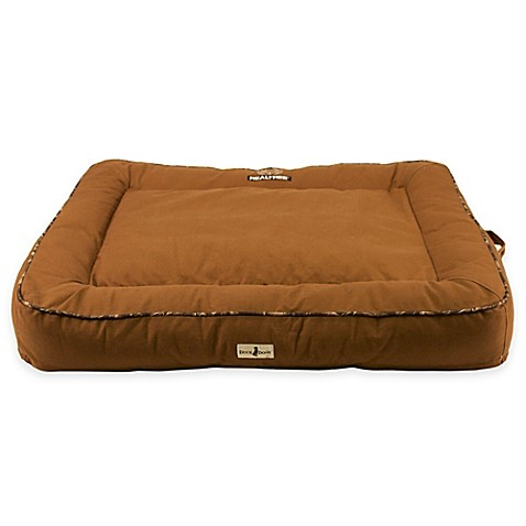 Cotton Duck Bed