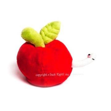 Sick Apple Dog Toy
