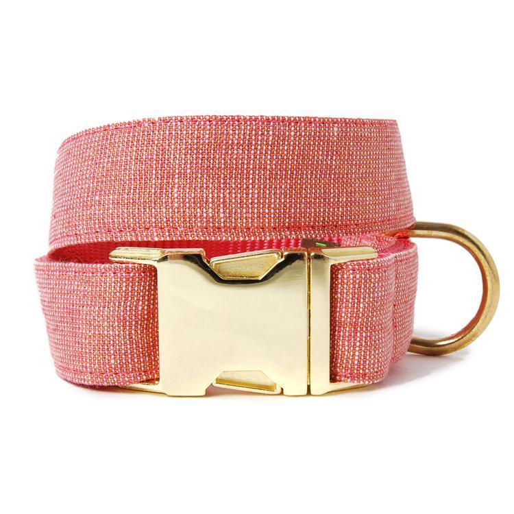 Rose Gold Linen Collar