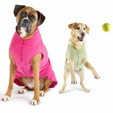 Gold Paw Stretch Fleece Dog Vest