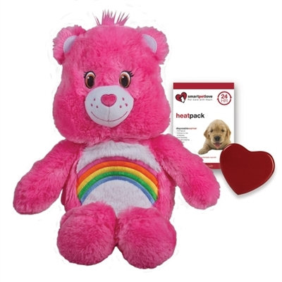 Care Bear Comfort Dog Toy Pink