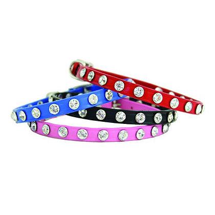 Minnie Maddie Dog Collar