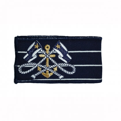 Nautical Male Dog Belly Band