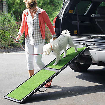 Gen7Pets Natural Step Full Sized Pet Ramp