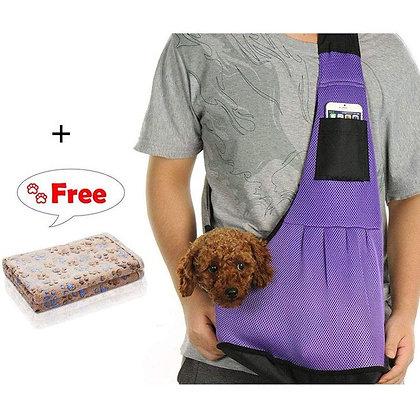 Hands-Free Sling Dog Carrier