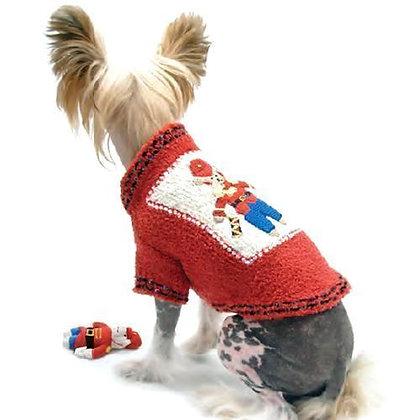 Beary Merry Christmas Dog Sweater
