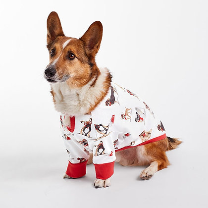 Company Cotton™  Organic Cotton Dog Pajamas