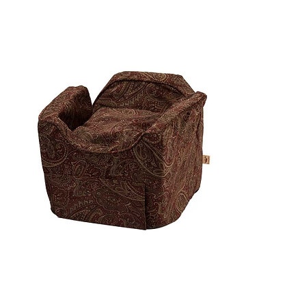 Luxury Lookout Dog Car Seat Laurel Cayenne