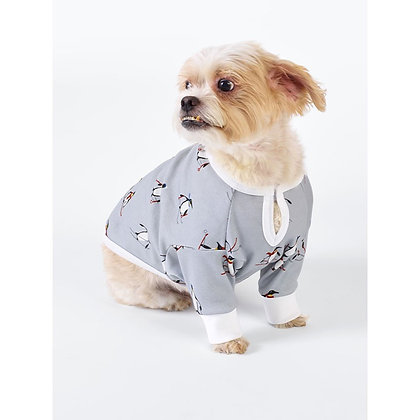 Company Cotton™ Organic Cotton Dog Pajamas Penguin