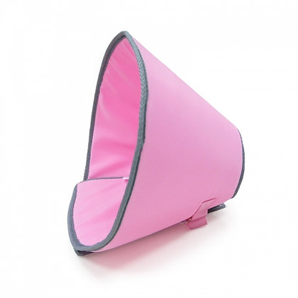 Get Better Soft Collar Solid Pink