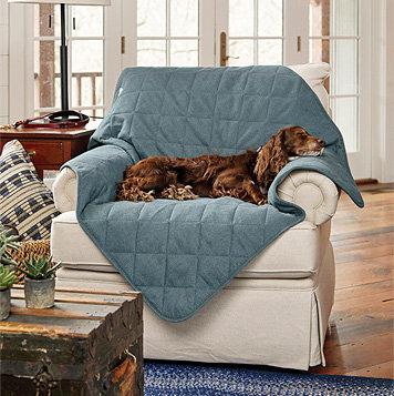 GRIP-TIGHT® Tight Dog Throw Blanket