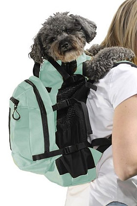 Air Plus Dog Backpack Carrier Mint