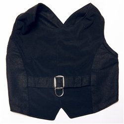 The Gavin Silk Dog Harness Vest