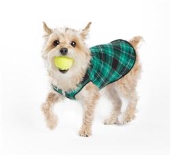 Wintergreen Fleece Coat