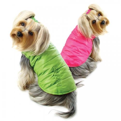 Reversible Dog Parka