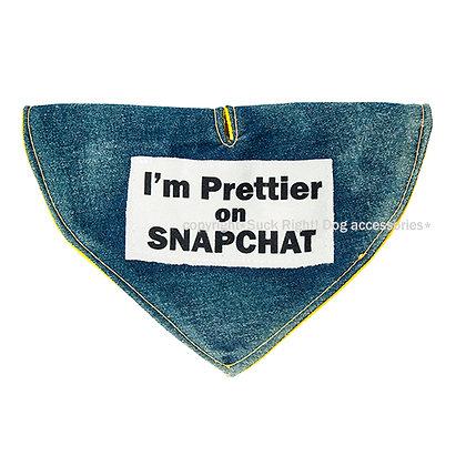Snapchat Punky Dog Bandana
