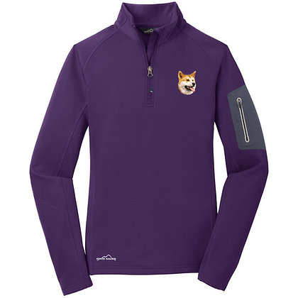 BirdDawg Embroidered Ladies Fleece Pullover