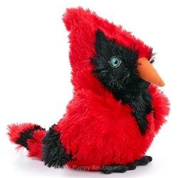 Birdz Plush Dog Toy with Chew Guard
