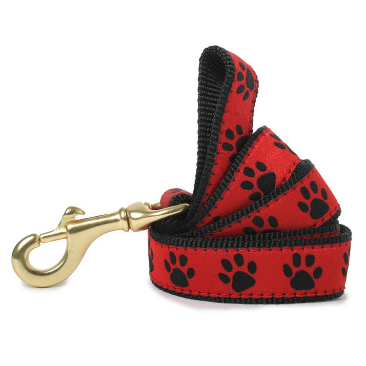 Paw Print Leash