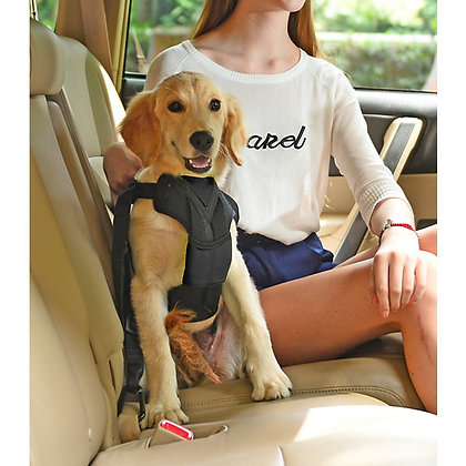 Pet Life Road-To-Safety Pet Car Harness