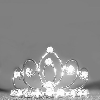 Sissy Crystal Dog Necklace
