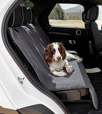 GRIP-TIGHT® Sherpa Backseat Protector